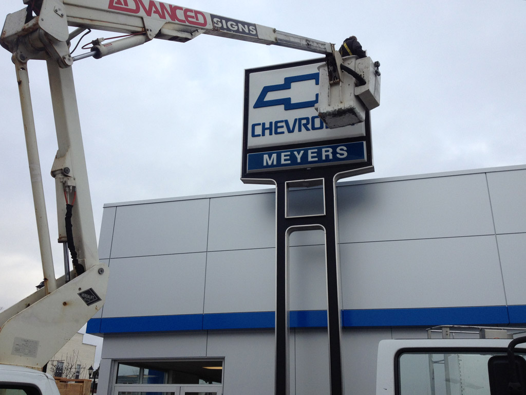 Pylon Sign Manufacturing And Service