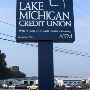 Pylon Sign Holland Michigan